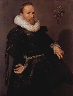 Portrait of a Man Standing (Kassel)