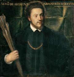 Portrait of Ambassador Gabriel de Luetz d'Aramont