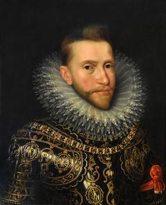 Portrait of archduke Albrecht
