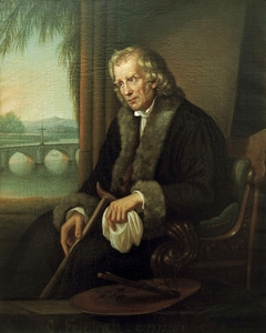 Portrait of Caspar David Friedrichs