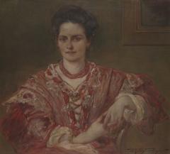 Portrait of Dorothea A. Dreier(1870-1923)