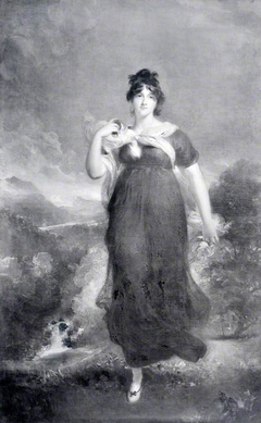 Portrait of Elizabeth, Marchioness Conyngham