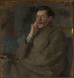 Portrait of Franciszek Mączyński (1874–1947), architect