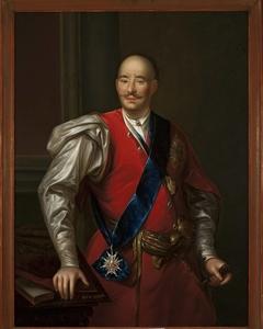 Portrait of Franciszek Salezy Potocki (d.1772), voivode of Kiev