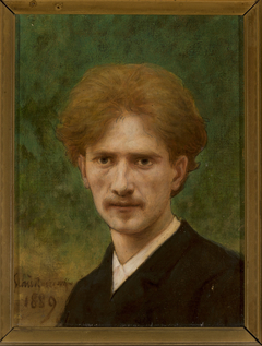 Portrait of Ignacy Paderewski