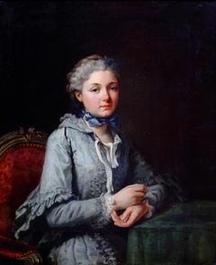 Portrait of Innocente Guillemette de Rosnyvinen de Piré
