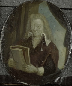 Portrait of Jan Six, Poet and Burgomaster of Amsterdam