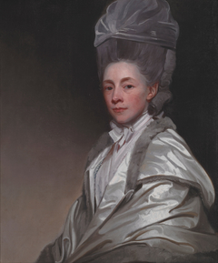 Portrait of Jane Dawkes Robinson