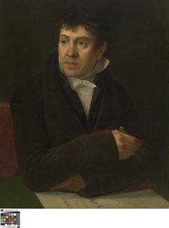 Portrait of Joseph François van Gierdegom