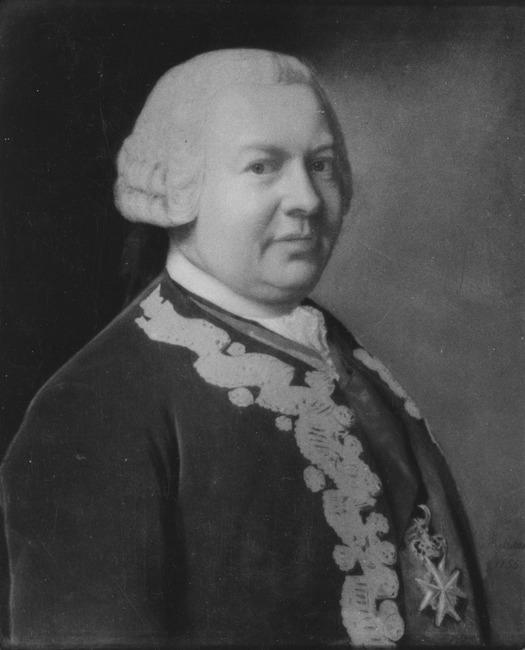 Portrait of Lodewijk Ernst van Brunswijk-Wolfenbuttel (1718-1788)