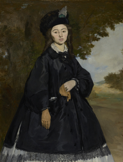 Portrait of Madame Brunet