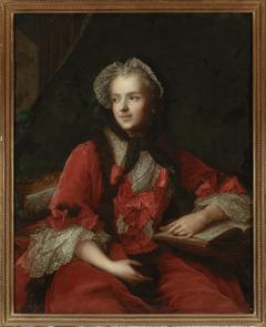 Portrait of Maria Leszczyńska