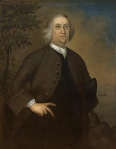 Portrait of Mr. Sargent