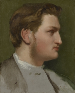Portrait of Paul Valpinon (d. 1894)