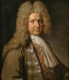 portrait of Philippe Néricault Destouches