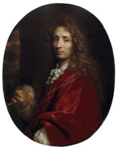 Portrait of Philippe Roettiers (c.1640-1718)