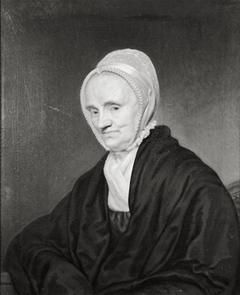 Portret van Maria Martina van Panhuys (1747-1830), echtgenote van Pieter Jacob van der Muelen