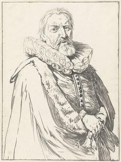 Portret van Pieter Jacobsz. Olycan