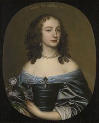 Princess Sophia, later Duchess of Brunswick-Lüneburg, Electress of Hanover (1630-1714)