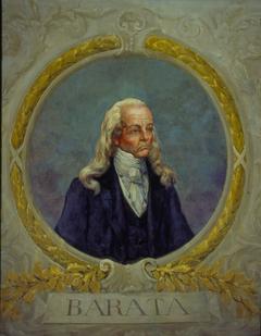 Retrato de Cipriano José Barata
