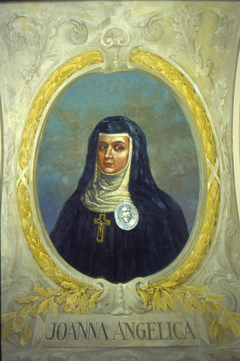 Retrato de Soror Joanna Angélica