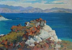 Rocks of Sevan
