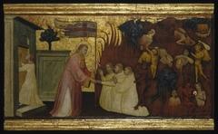 ''Saint Lawrence Liberates Souls from Purgatory''