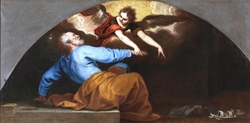 Saint Peter liberated by an Angel