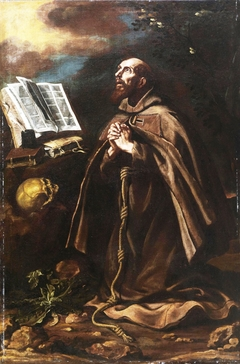 Saint Peter of Alcántara