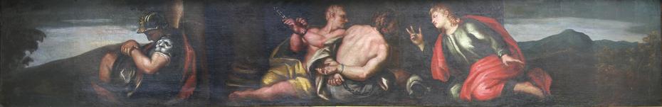 Scene from the History of Joseph
