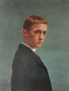 Self-portrait at 20