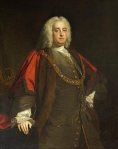Sir Richard Hoare, Kt (1709 - 1754)