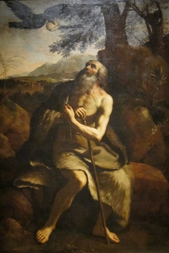 St. Paul the Hermit Fed by the Raven