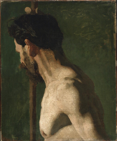 Study of a Nude Man (The Strong Man)