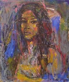Study of portrait