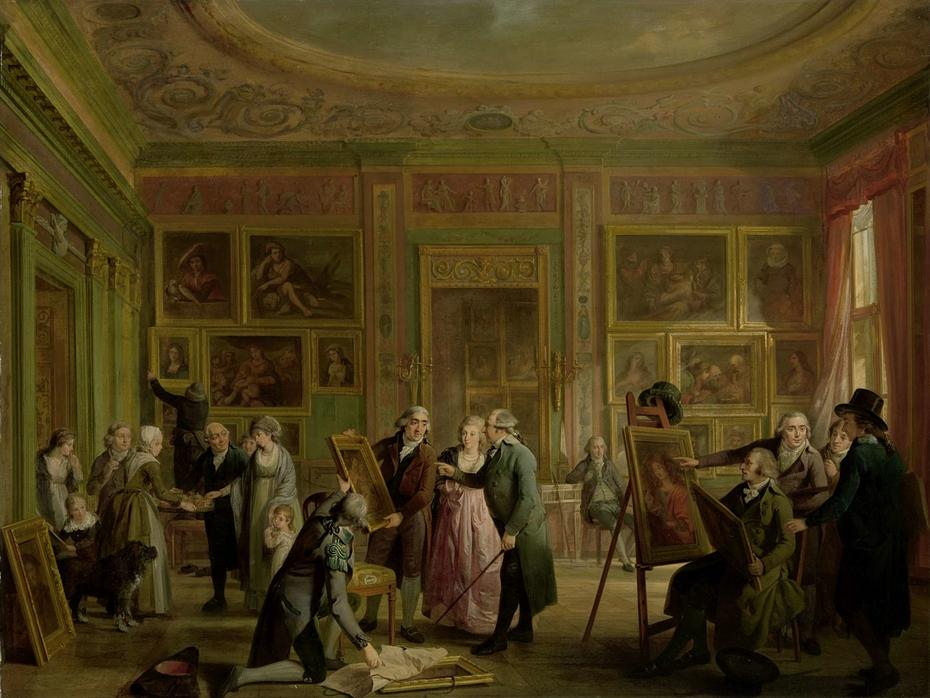 The Art Gallery of Josephus Augustinus Brentano