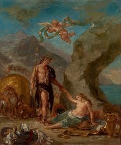 The Autumn - Baccus and Ariadne