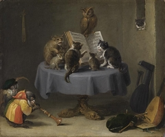 The Concert of Cats