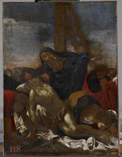 The Dead Christ