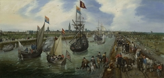 The Departure of a Dignitary from Middelburg