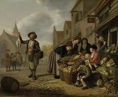 The Greengrocer's Shop De Buyskool