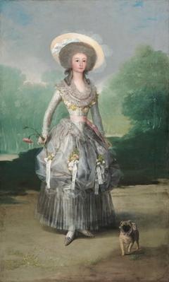 The Marquesa de Pontejos