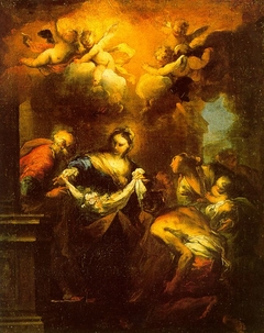 The Miracle of Roses (The Miracle of St Cita)
