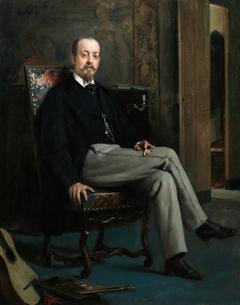 The Painter Benito Soriano Murillo