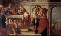 The Presentation of Christ in the Temple, and the Baptism of Christ