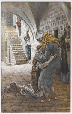 The Return of the Prodigal Son (Le retour de l'enfant prodigue)