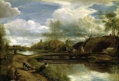 The River Kennet, near Newbury