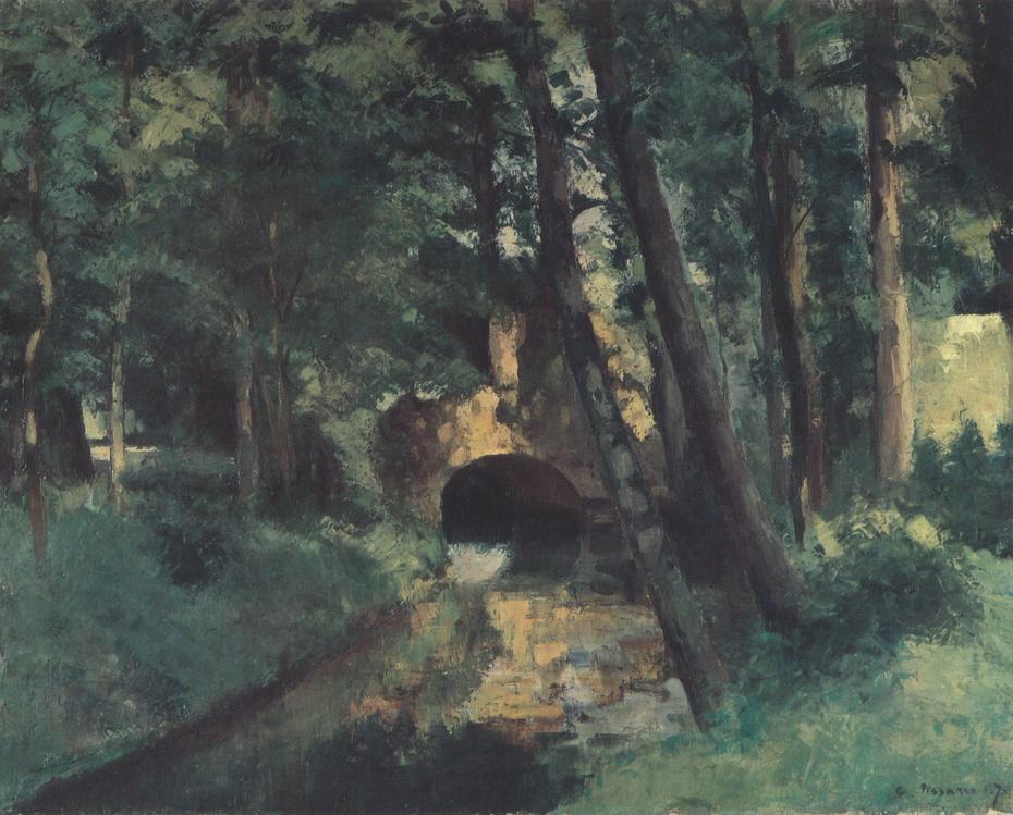 The Small Brigde, Pontoise