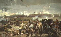 The Taking of Vimy Ridge, Easter Monday 1917