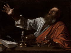 The Vision of Saint Jerome